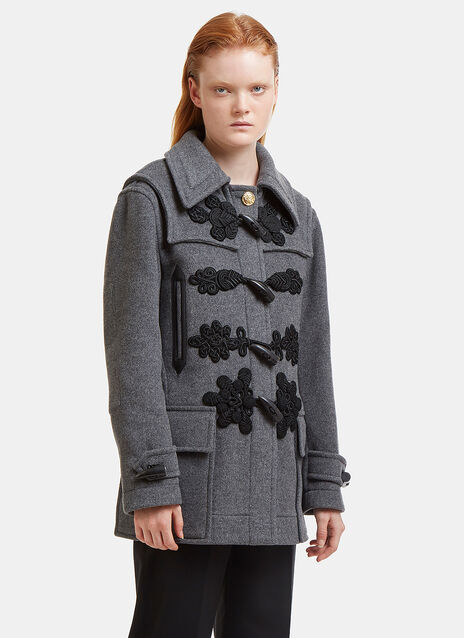 Morley Embellished Coat