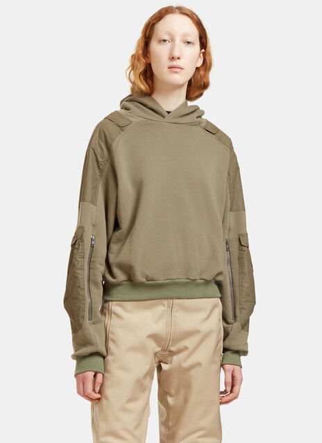 Marlon Oversized Hooded Sweater