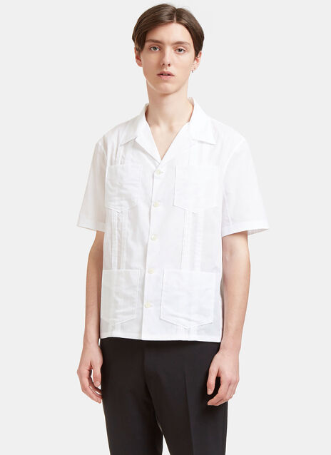 Poplin Patch Pocket Shirt