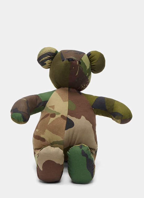 Large EU Camouflage Pattern Teddy 4