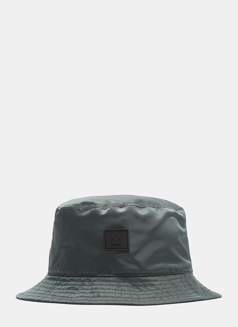 Buk Face Satin Bucket Hat