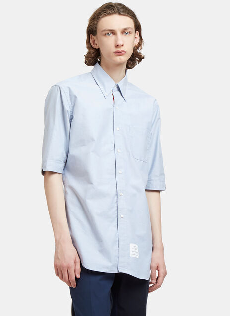 Classic Short Sleeved Oxford Shirt