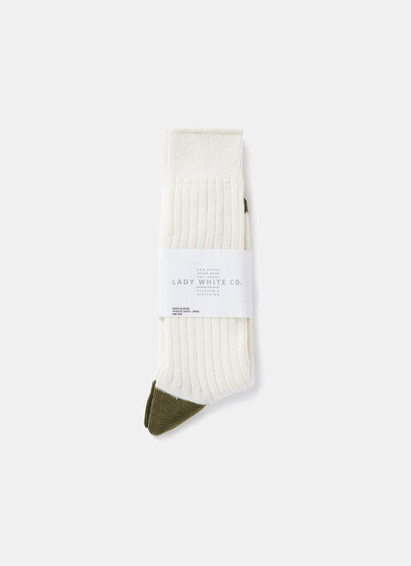 Athletic Two Tone Socks