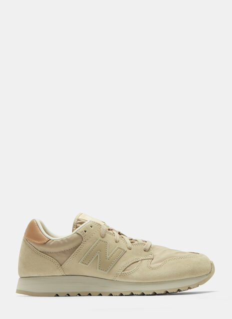 520 Suede and Nylon Sneakers