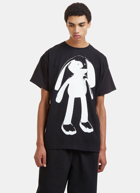 Caatch Me Graphic Printed T-Shirt