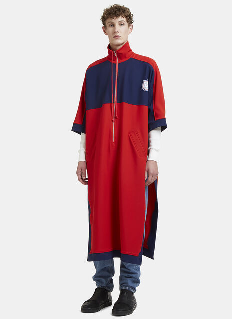 Oversized Sports Djellabah
