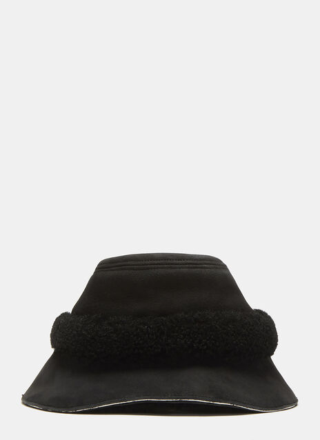 Buk Shearling Bucket Hat