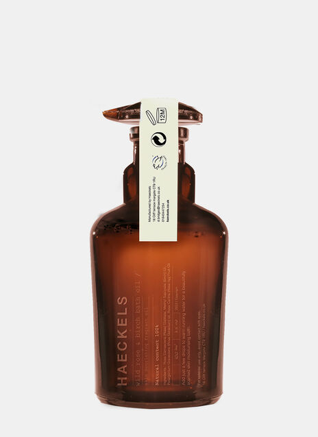 Haeckels Haeckels rose bath oil