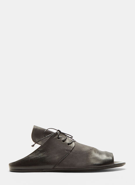 Arsella Neve Lace-Up Shoes