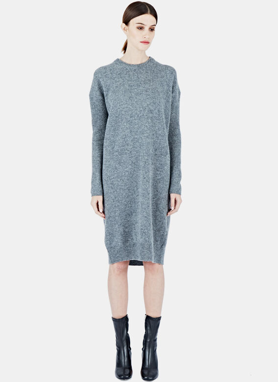 Acne Studios Phebe Shet Sweater Dress