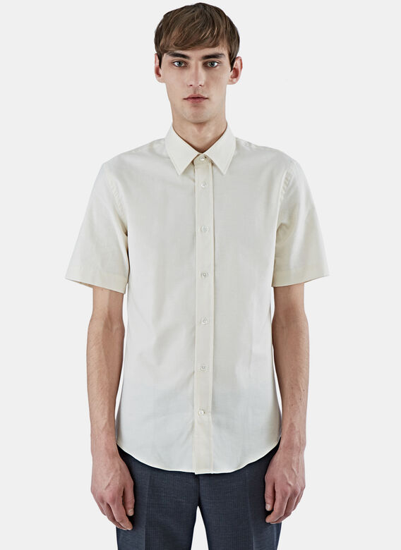 Acne Studios Otis Rust Short Sleeved Shirt