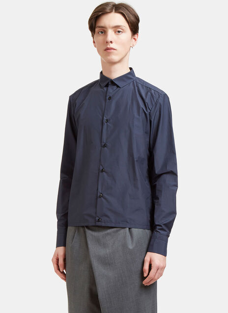 Technical Elasticated Hem Shirt
