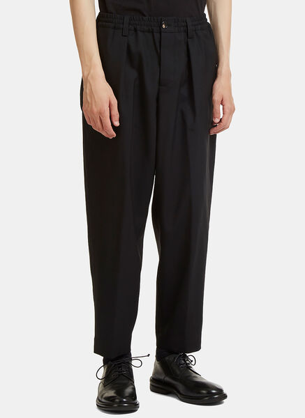 Relaxed Fit Suiting Pants