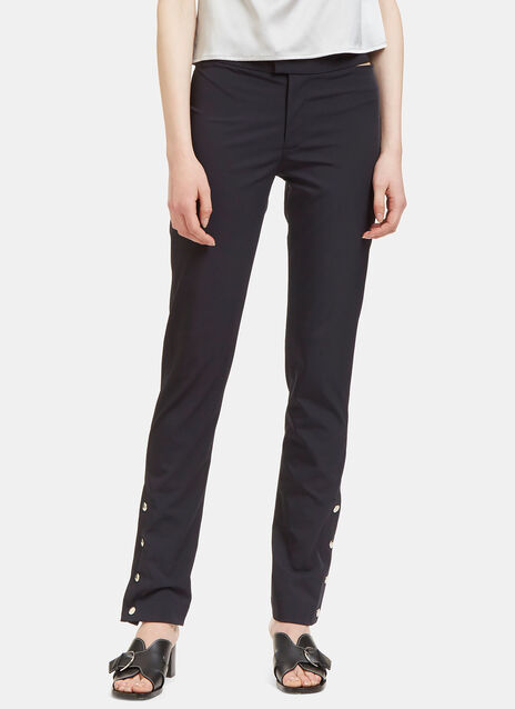 Technical Popstud Cuff Pants