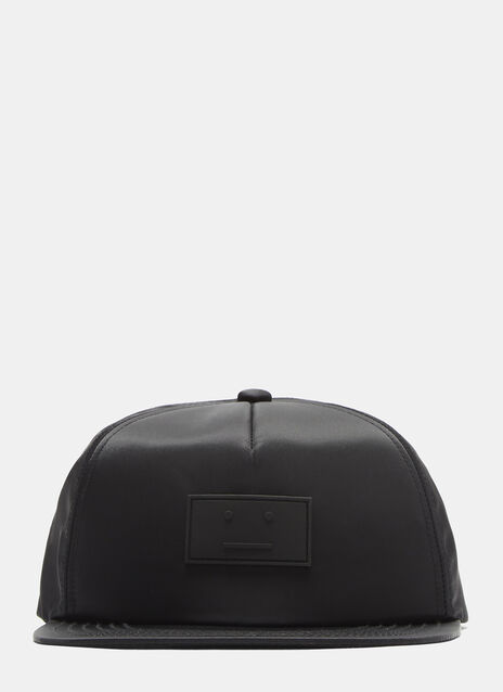Covia Face Satin Cap
