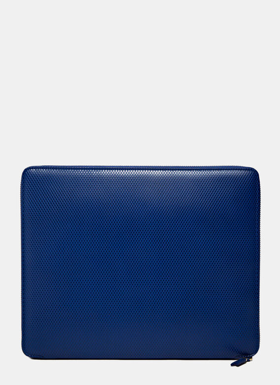 Comme Des Garcons Embossed Document Case