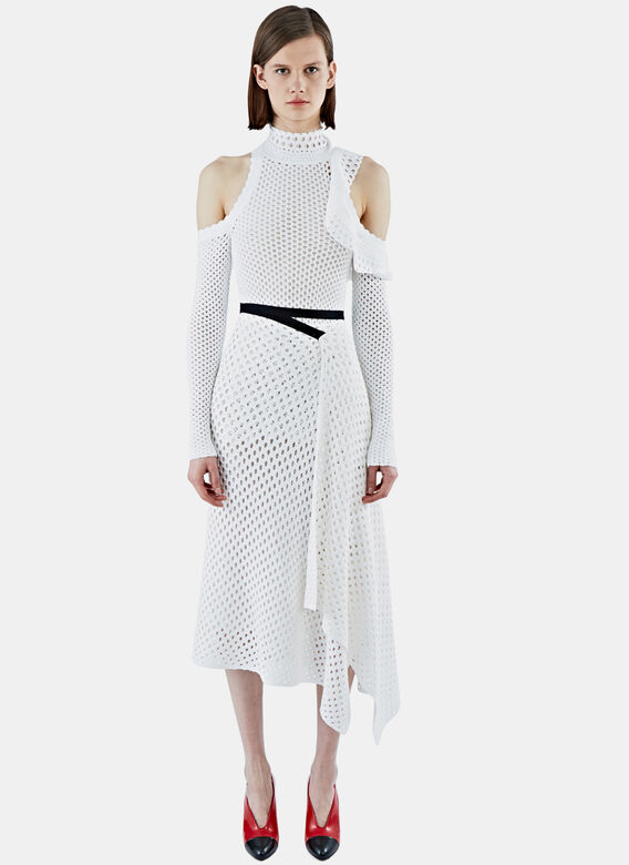 Proenza Schouler Waisted Dress