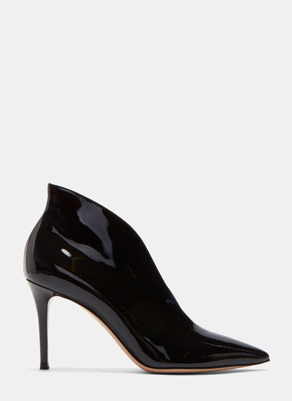 Gianvito Rossi Vania Stiletto Heeled Ankle Boots