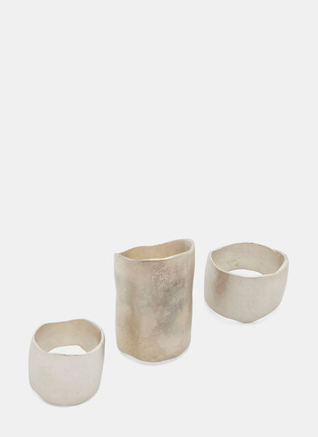 X Simon Miller Ogee Ring Set