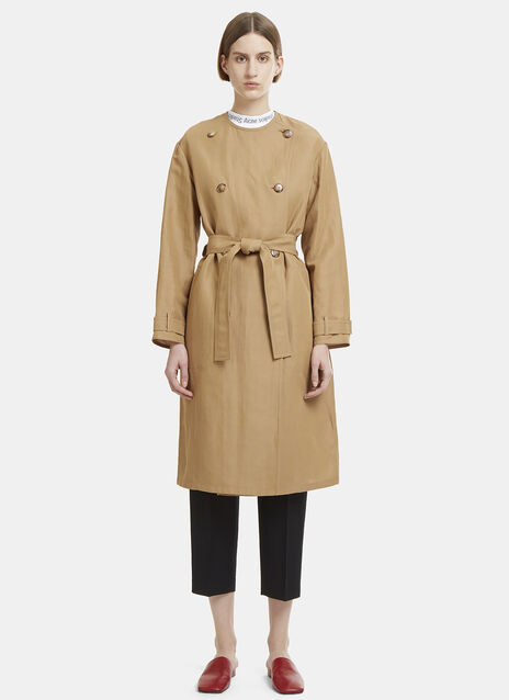 Angelica Double Breasted Coat