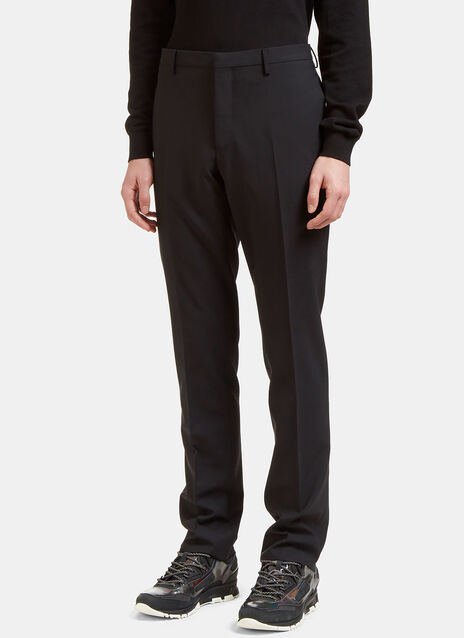 D8 Slimfit Trousers Wt Pleat