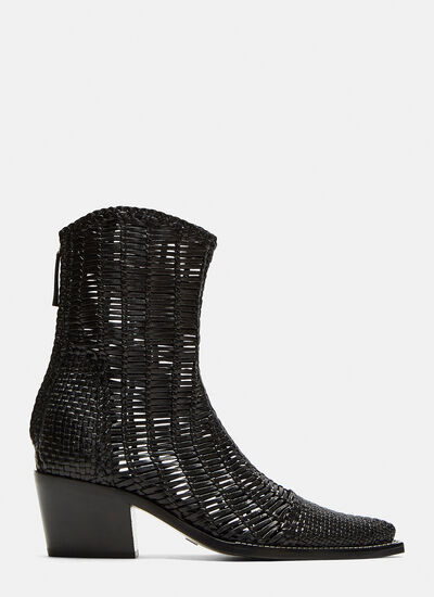 Alyx Tex Woven Leather Boots
