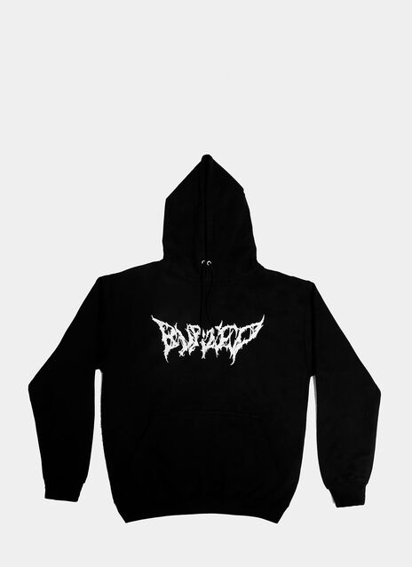Buried Zine Hooded Sweater