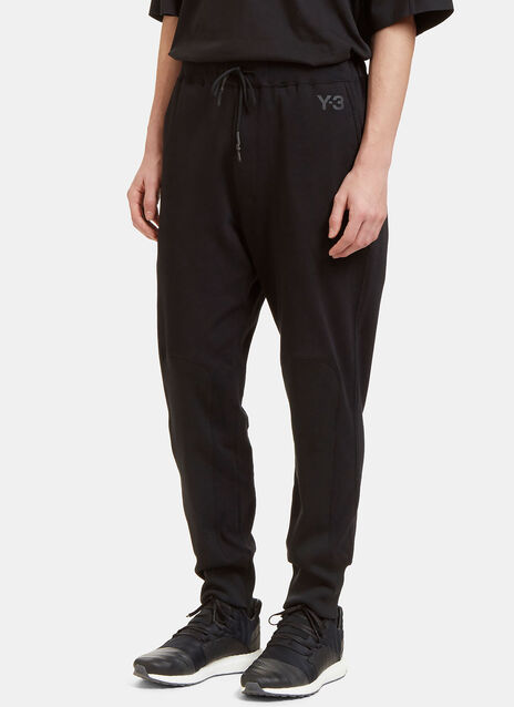 CRFT Ribbed Panel Jersey Track Pants