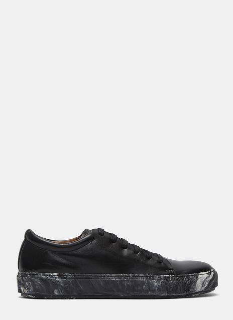 Adrian Marbled Sole Sneakers