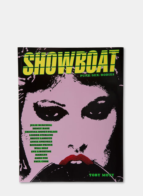 Toby Mott – Showboat