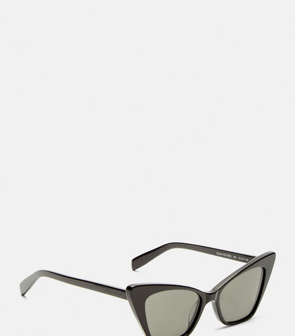 New Wave 244 Victoire Sunglasses in Black