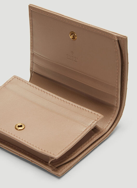 Gucci GG Marmont Leather Wallet 4