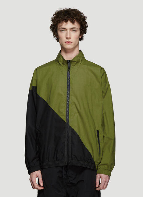 Unravel Project Hybrid Windbreaker Jacket