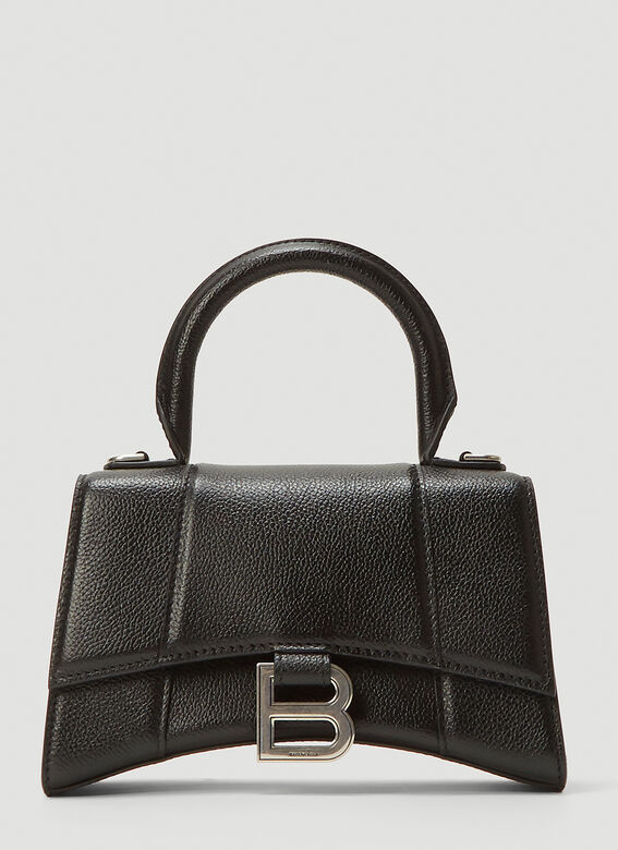 Balenciaga Hourglass Top Handle Extra Small Bag 1