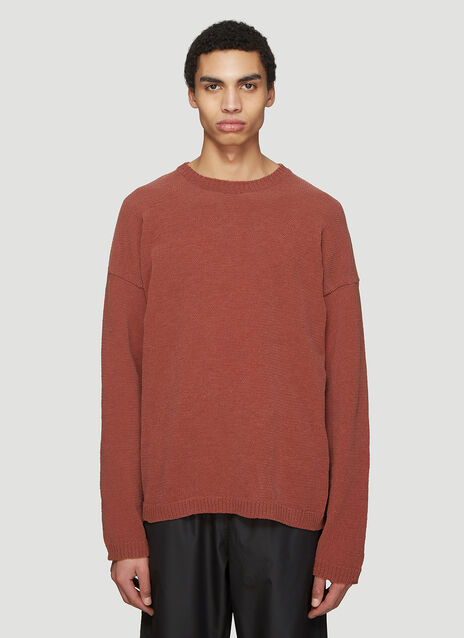 Our Legacy Popover Round Neck Sweater