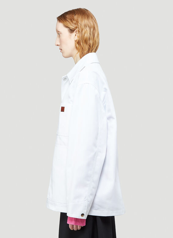 Acne Studios Workwear Jacket 3