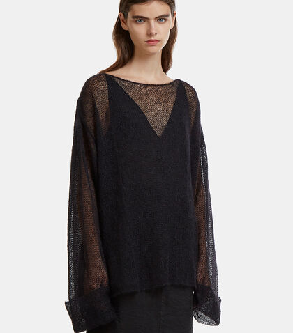 Cobain Open Knit Sweater