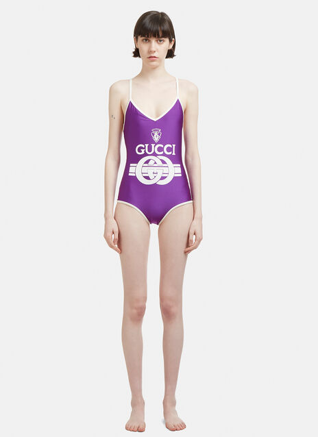 Gucci Logo Swimsuit