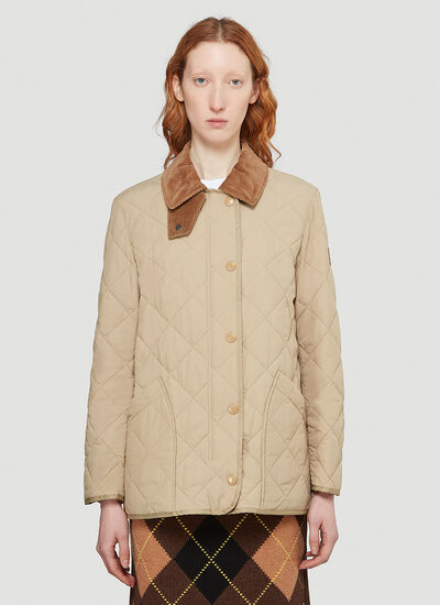 Burberry Cotswold Quilted Jacket