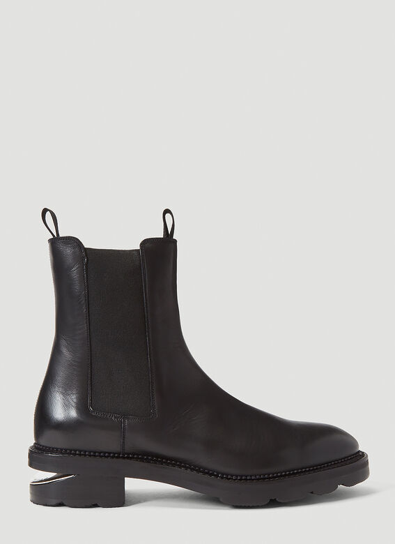 Alexander Wang Andy Boots in Black