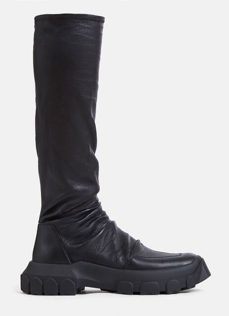 Rick Owens Hiking Sock Boots