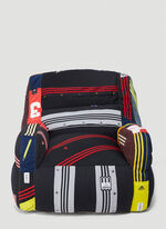 DRx RxCYCLE RXCycle reclaimed Off-Cut Adidas Chair & Stool