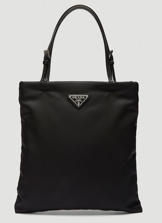 Prada NYLON TOTE WITH STRAP 5