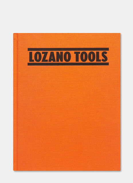 Books Tools by Lee Lozano