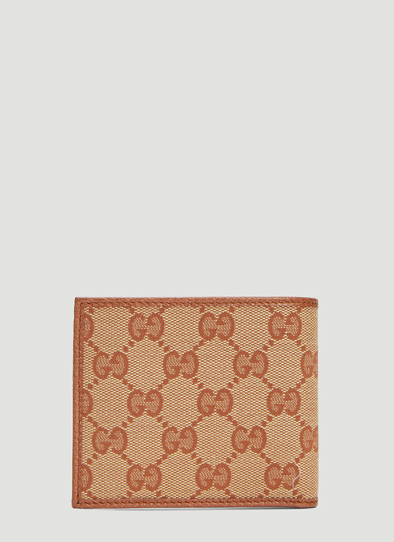 Gucci GG canvas New York Yankees Patch Wallet