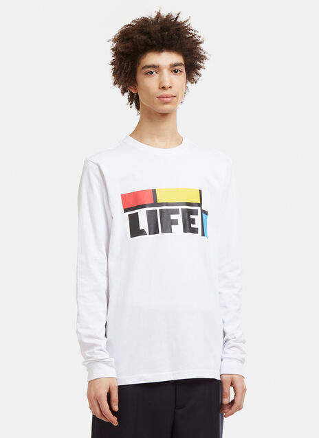 P.A.M Long Sleeve Kool Life T-Shirt