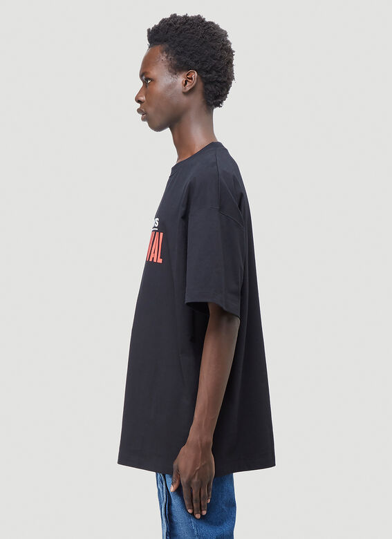 Vetements 10.10 SURVIVAL TEE 3