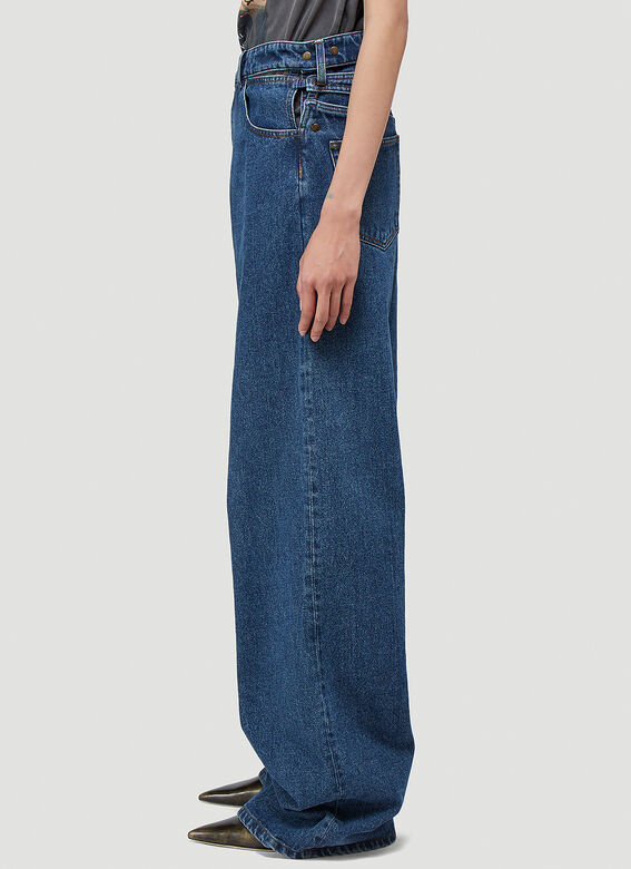 Y/Project CLASSIC PEEP SHOW JEAN 3