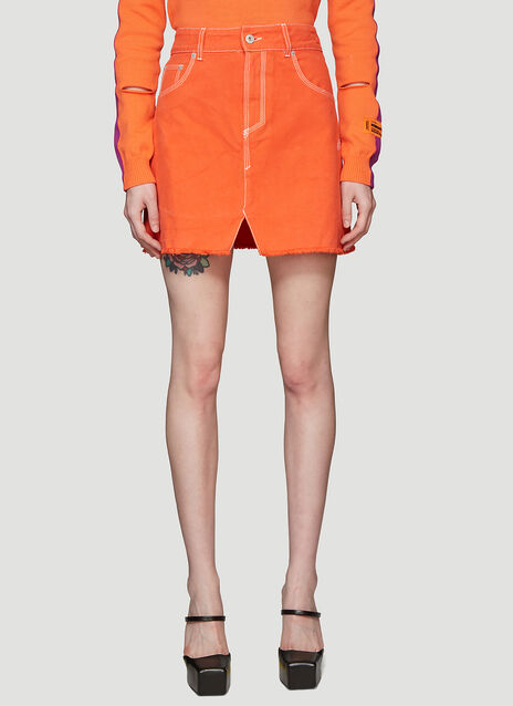 Heron Preston Workwear Skirt