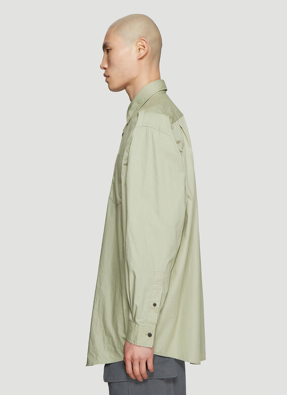 Acne Studios Soft Pop Shirt